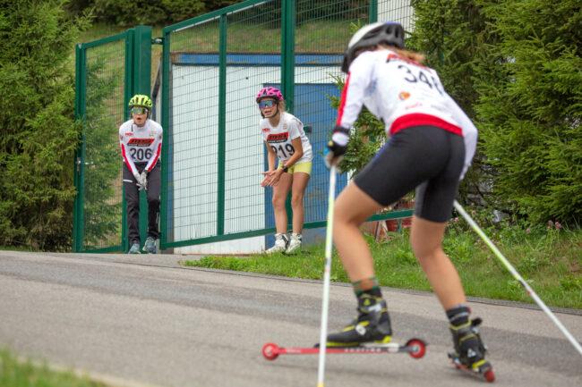 лыжероллеры, роликовые лыжи, соревнования, спорт
