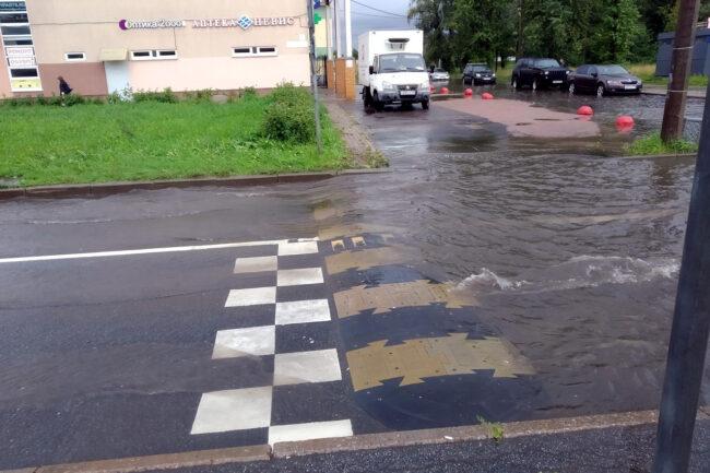 наводнение, подтопление, дождь, дожди, затопленные улицы