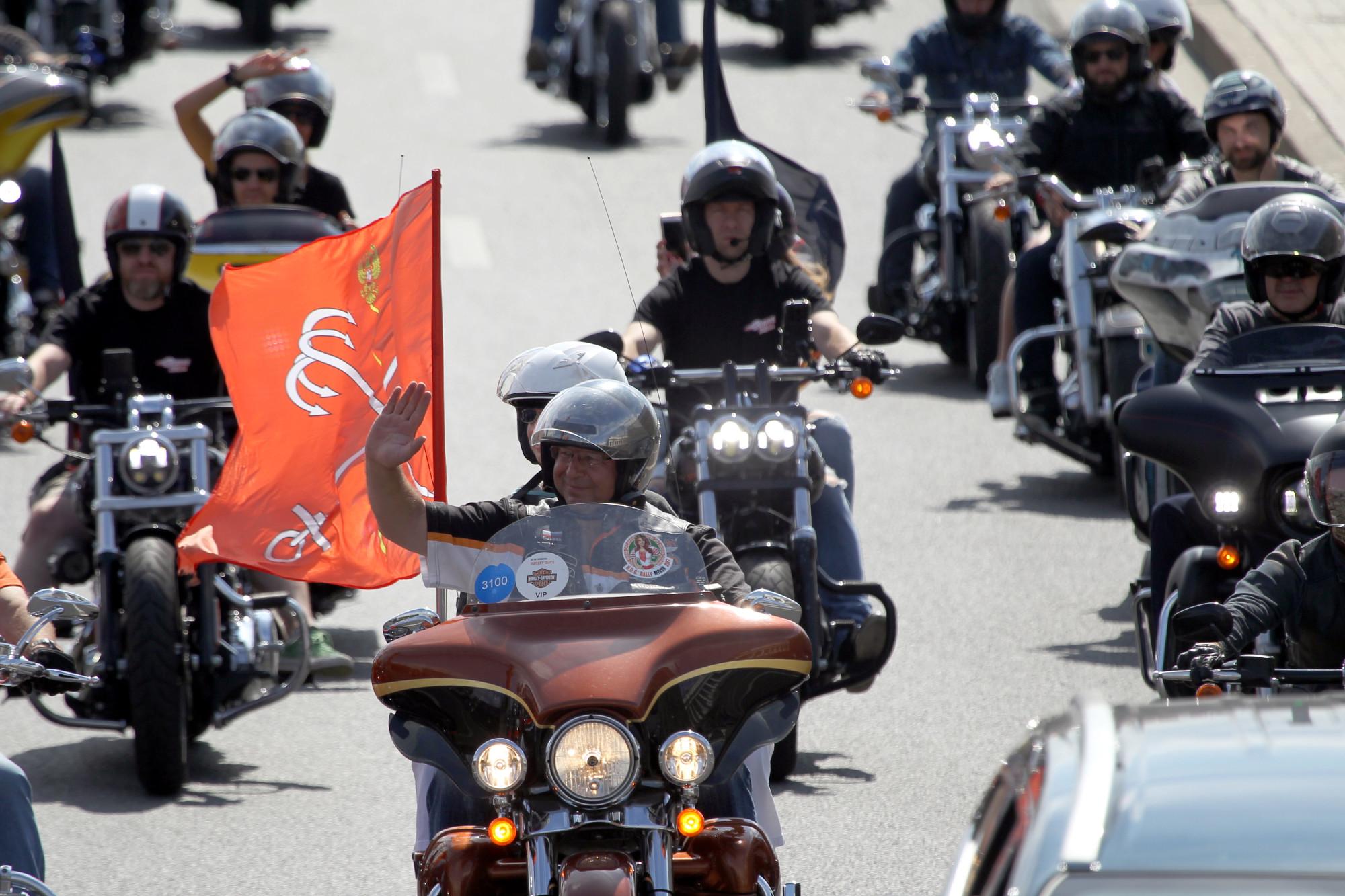 Игорь Щербаков, мотофестиваль Harley Days, мотоциклисты, байкеры