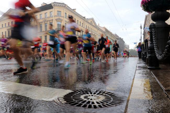 полумарафон Северная столица, бег, лёгкая атлетика, спортсмены