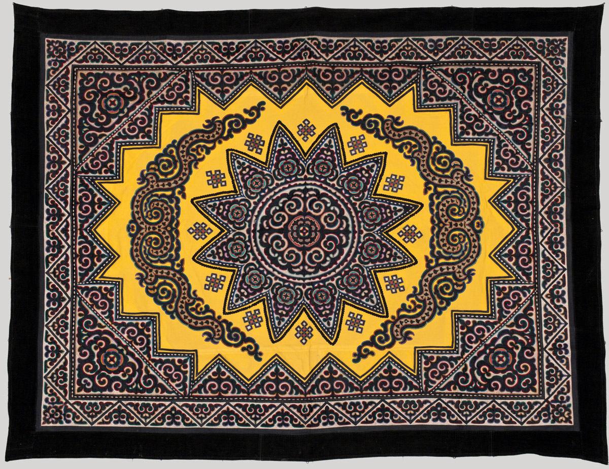 ковёр, выставка Ковры Приамурья, Этнографический музей