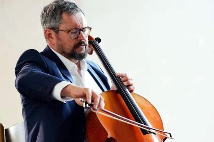 Леонид Горохов, виолончелист, музыкант