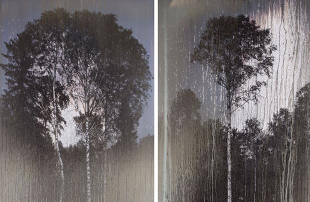 Мэттью Брандт, серия Серебро, художественная работа