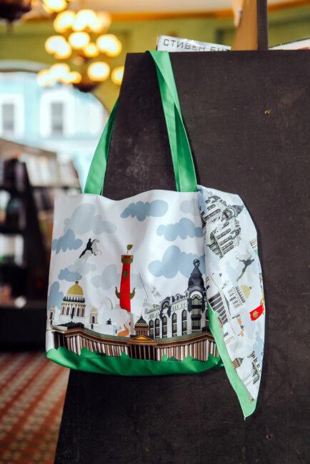 сувенирная продукция, сумка