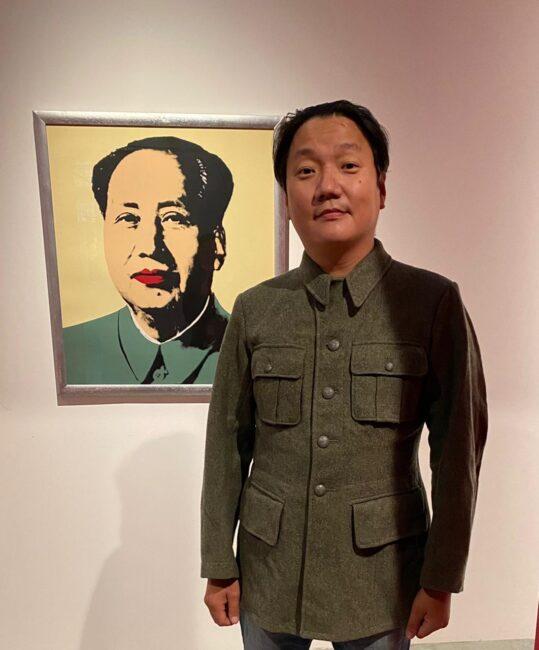 выставка Энди Уорхол и русское искусство, Севкабель порт, Мао Цзэдун