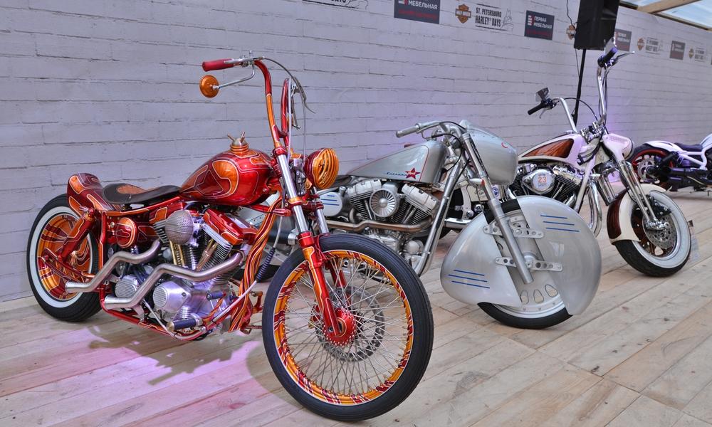 мотоциклы, custom bike show, мотофестиваль Baltic Rally