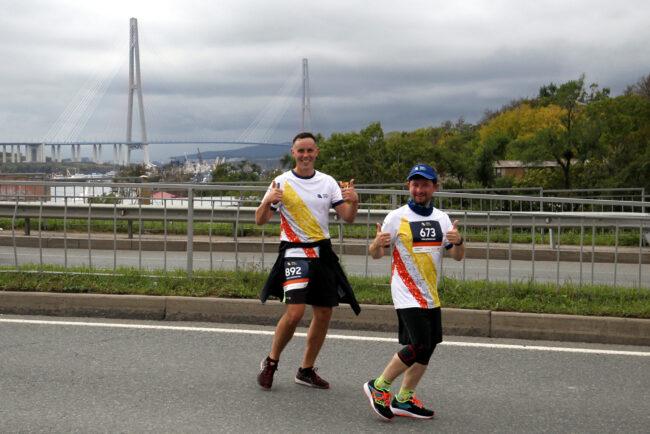 марафон Galaxy Marathon, Владивосток, лёгкая атлетика, спорт, бег