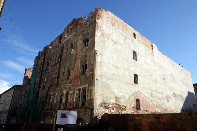 дом Говинга, Выборг, разрушающийся памятник архитектуры