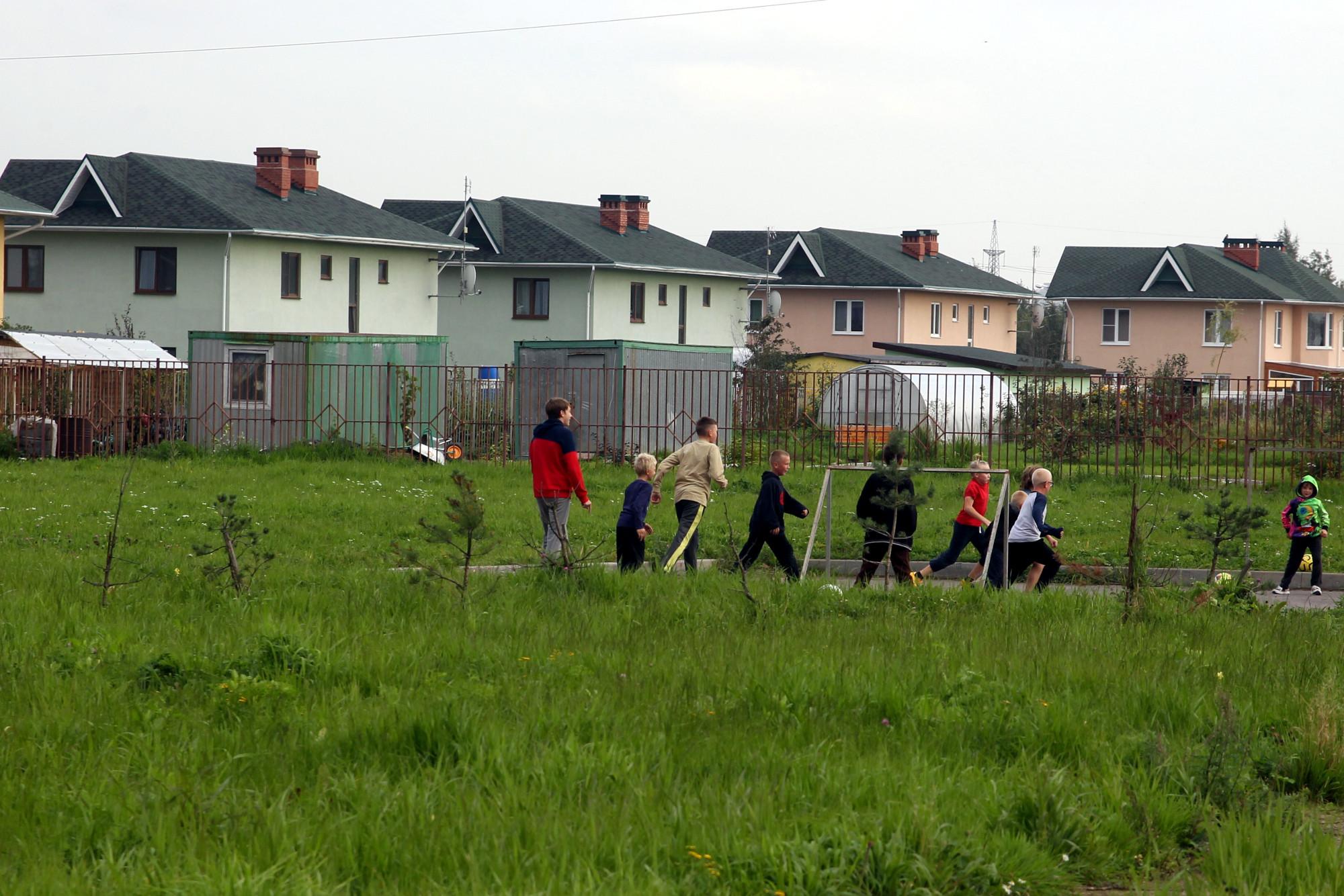 Ольгинская детская деревня