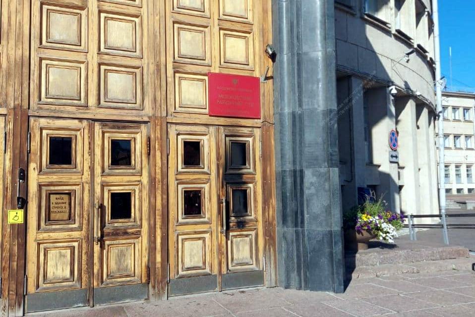 поджог, дверь, московский районный суд