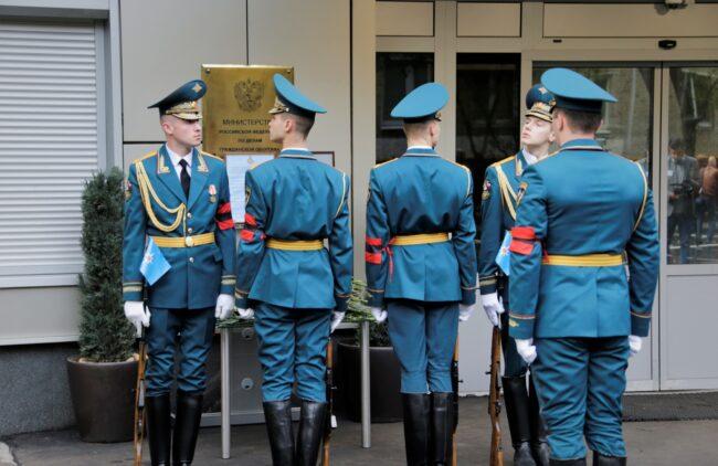 прощание с Евгением Зиничевым