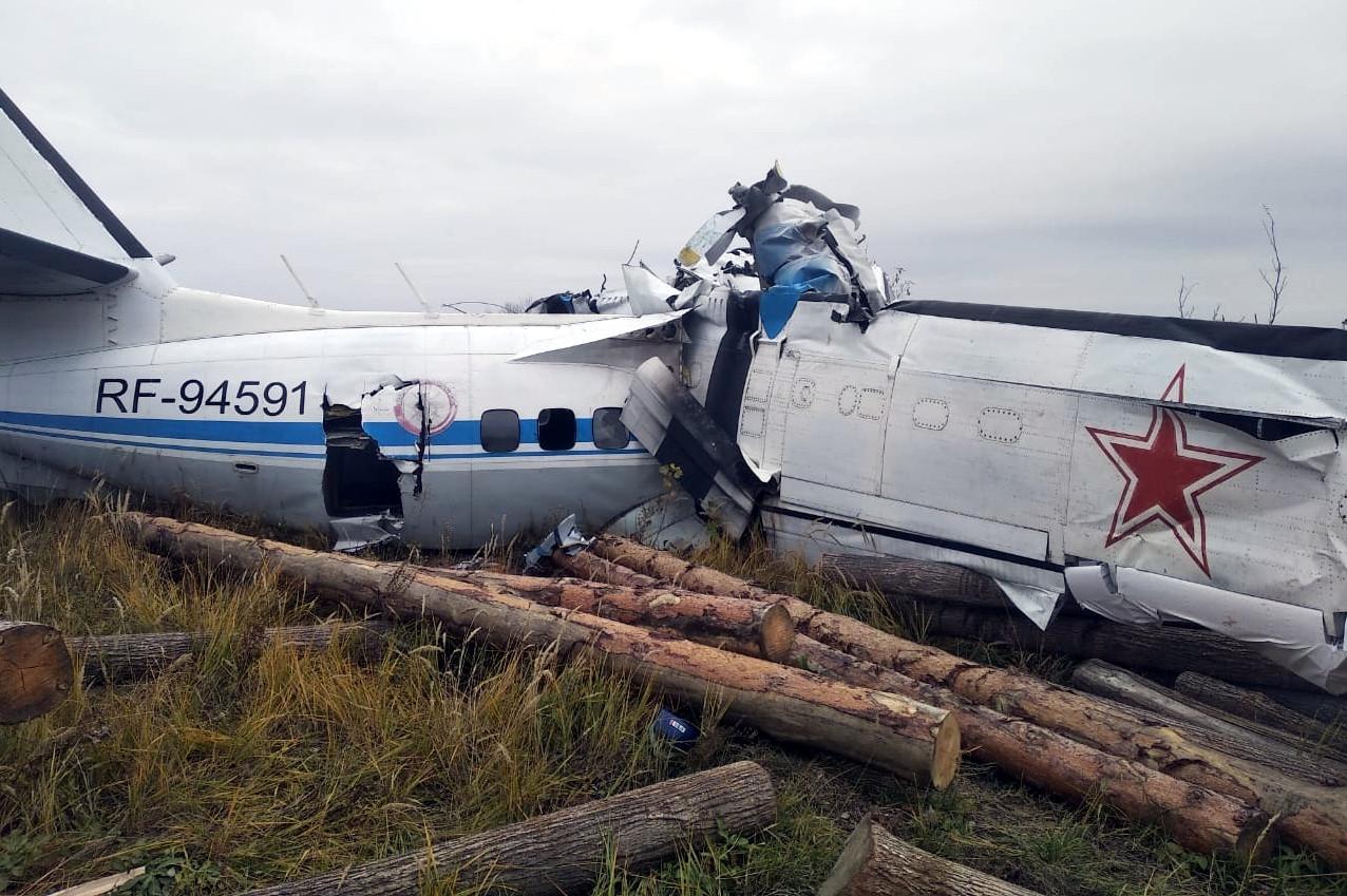 авиакатастрофа, крушение самолёта в Татарстане