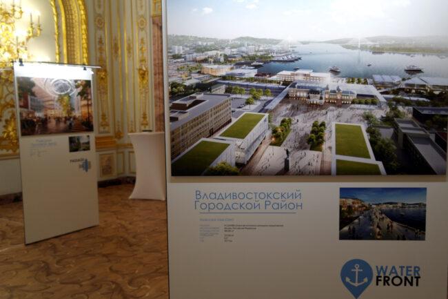 выставка архитектурных проектов Nikken Sekkei